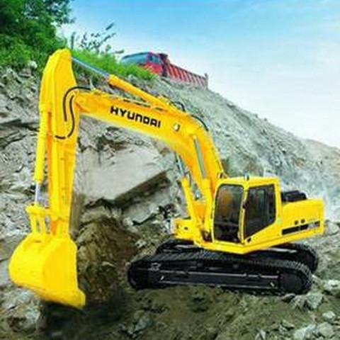 Hyundai Robex 305LC-7 / R305LC-7 Crawler Excavator Repair Service Manual