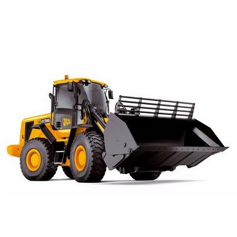 JCB 426, 436, 446 Wheeled Loading Shovel Repair Service Manual