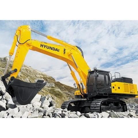 Hyundai Robex 800LC-7A / R800LC-7A Crawler Excavator Repair Service Manual