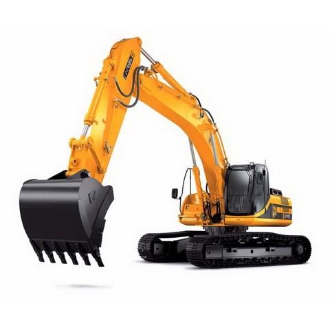 JCB JS330 Auto Tier II and Tier III Tracked Excavator Repair Service Manual