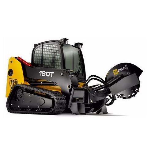 JCB Robot 160, 170 & 180 Skid Steer Loader Repair Service Manual