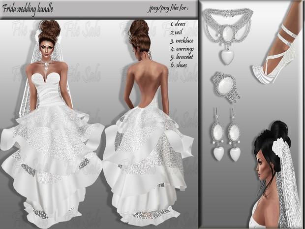Frida Wedding bundle