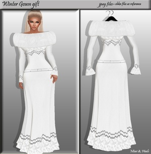 Winter Gown Gift