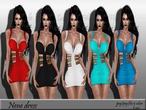 Nene Dress