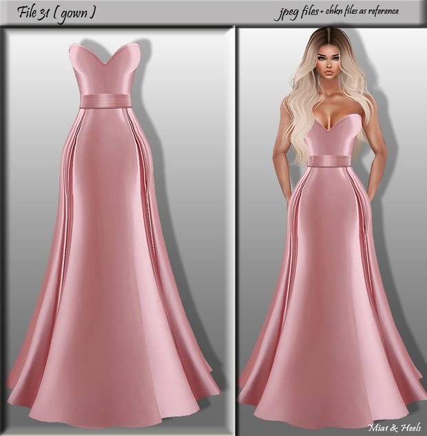 File 31 ( gown )