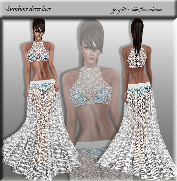 Sunshine lace Dress