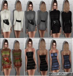 Fall dresses 6 dresses