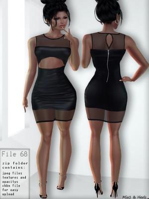 File 68 ( dress )