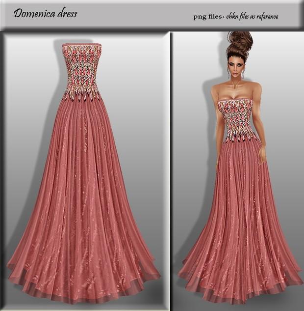 Domenica dress