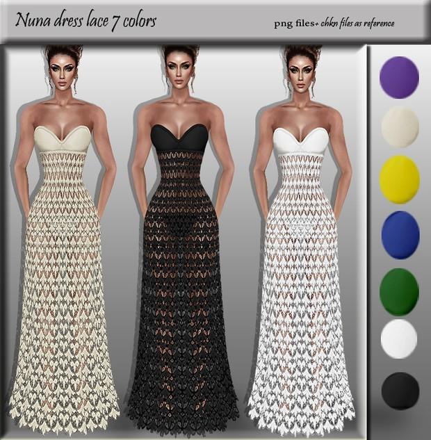 Nuna Dress