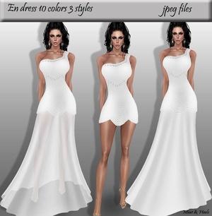 En Dress 3 styles 10 colors