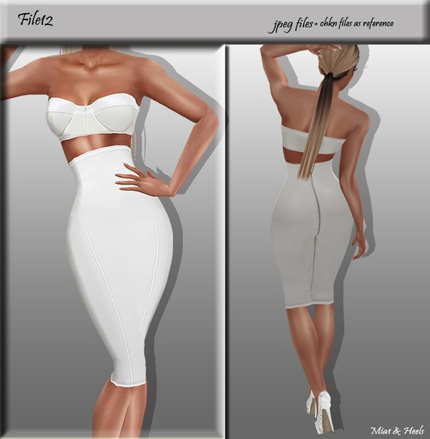 File 12 ( dress ) FREE WITH ANY PURCHASE
