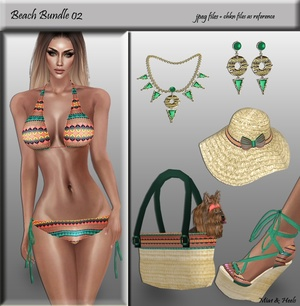 Beach Bundle 02