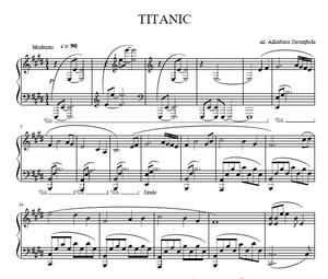 Titanic Main Theme