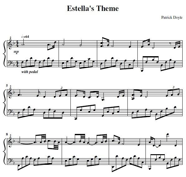 Estella Theme from