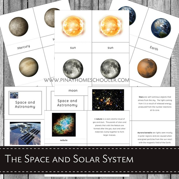 The Solar System and Space