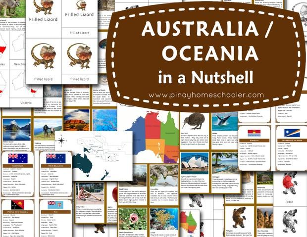 Australia / Oceania in a Nutshell
