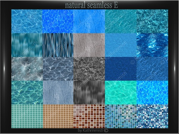 NATURAL SEAMLESS E