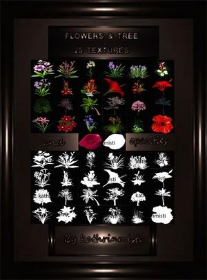 FLOWERS & TREE