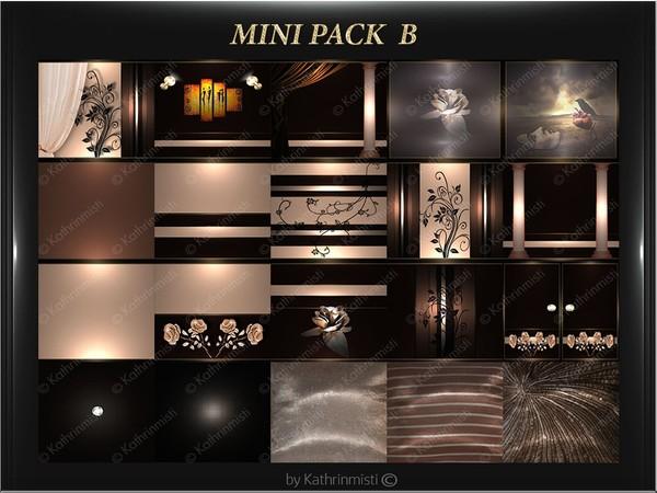 MINI PACK  B