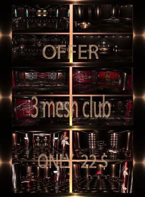 3 MESH CLUB