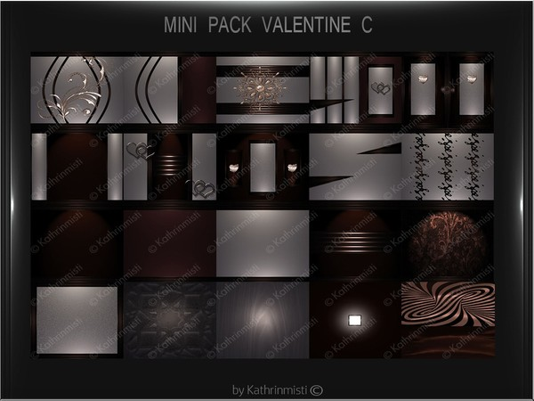 VALENTINE C MINI PACK