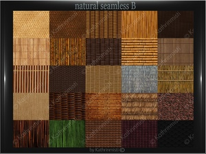 NATURAL SEAMLESS B