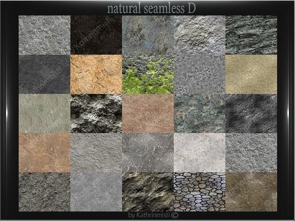 NATURAL SEAMLESS D