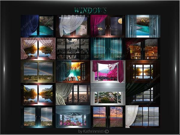 WINDOWS & OPACITIES