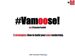#Vamoose by @TeacherToolkit
