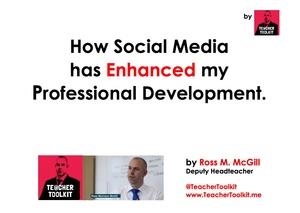 20 Social Media Tips for Teachers by @TeacherToolkit