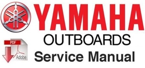 Yamaha 40G , 50G Outboards Service Repair Workshop Manual 1988-1989