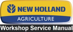New Holland TM120 TM130 TM140 TM155 TM175 TM190 Tractors Workshop Service Repair Manual