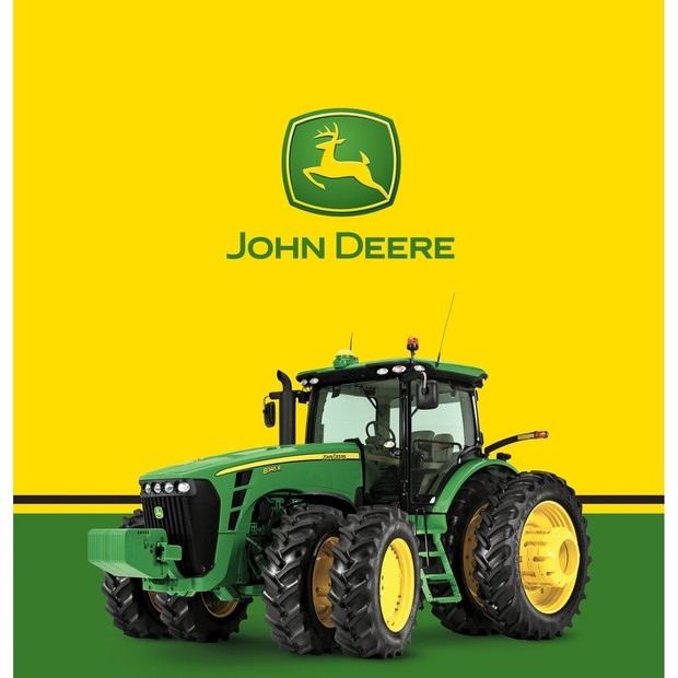 John Deere Front Wheel Drive Axles AS and MS Series Component Technical Service Manual