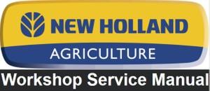 New Holland TD5.65 - TD5.75 - TD5.80 - TD5.90 - TD5.100 - TD5.110 Model Tractors Service Manual