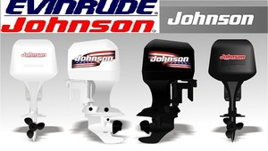 1992-2001 Johnson Evinrude 65-300 HP ( V4 V6 V8 Engine ) Service Repair Manual
