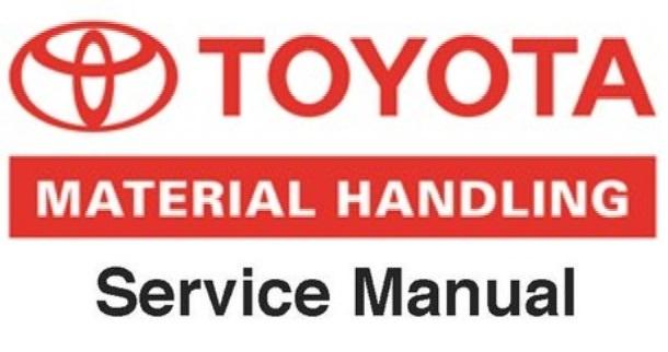 toyota 7fbeu15 7fbeu18 7fbehu18 7fbeu20 forklift works rh sellfy com Customer Service Books Service Station