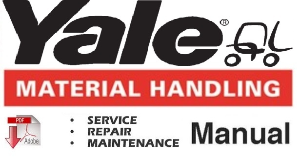 yale erc 040 050 060 ra za lift truck service re Series and Parallel Circuits Diagrams