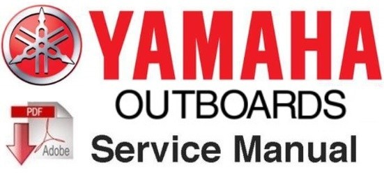 Yamaha 2N-2K-2J-2H-2G-2F-2D Outboards Service Repair Workshop Manual 1984-1994