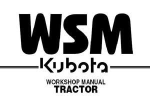 Kubota GR1600EC2 Tractor Workshop Service Repair Manual