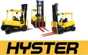 Hyster D002 (S30E, S40E, S50E, S60ES) Forklift Service Repair Workshop Manual