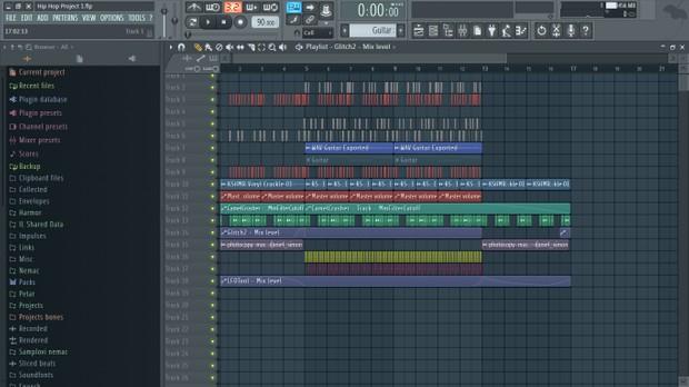 Hip Hop Project 1 (+FLP)