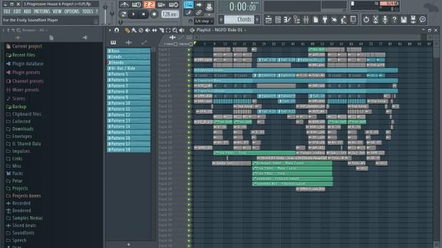 [Full] [FL Studio Template] Progressive House Project 6 (+FLP)