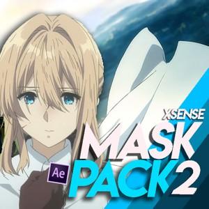Mask Pack 2 | 30+ Masks