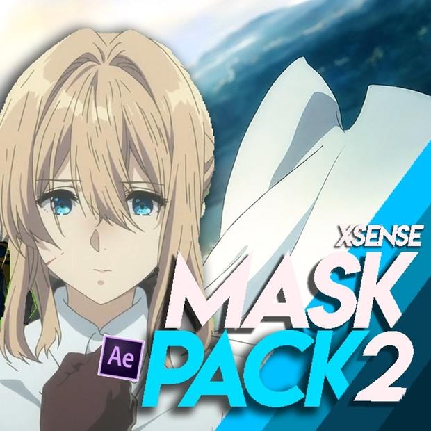 Mask Pack 2   30+ Masks
