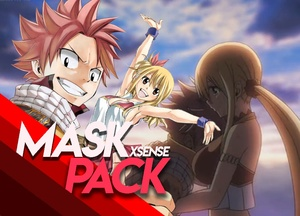 Fairy Tail Mask Pack | 20+ masks