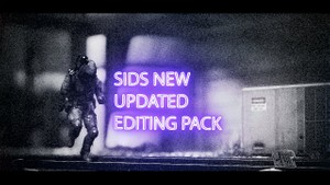 New Updated Editing Pack 24/08/2016