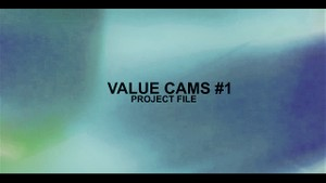 Value Cams #1 - Project File (With Clips And Cines)