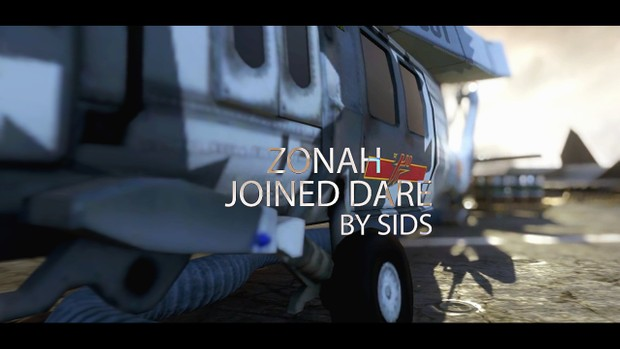Zonah Joined Dare - Project File ( With Clips!)