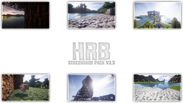 HRB Screenshot Pack [V3.3]